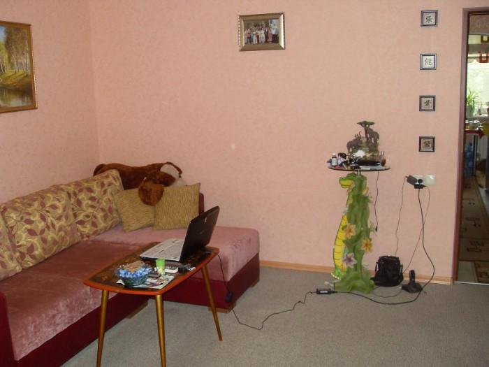 Продаётся добротная двухкомнатная квартира с капитальным свежим евроремонтом, на 614751