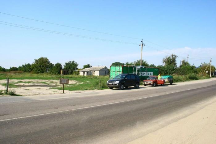 Продам участок в центре Б.Копаней расположенный по трассе Херсон-Симферополь чер 631100