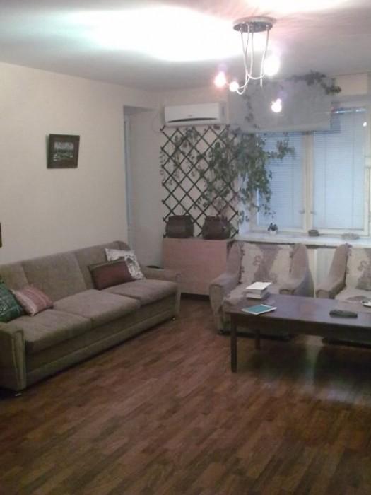 2-х комнатная раздельная на ул. Теремковской (Теремки 1) 4/9 кирпич.,  51м, чист 614916
