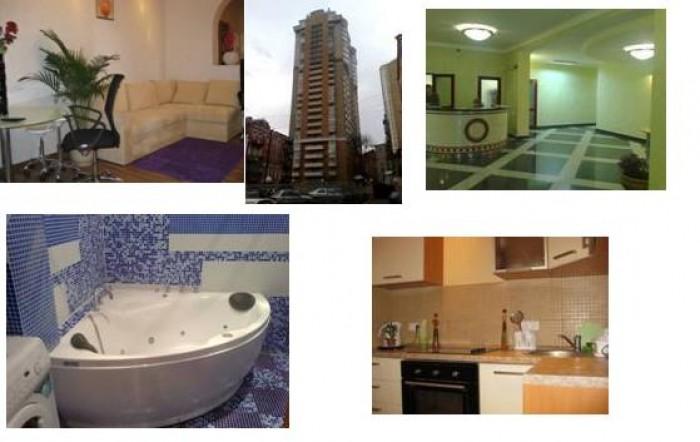Элитная квартира в центре Киева2-х комн. 9 эт. Саксаганского. 121Элитный комплек 614957