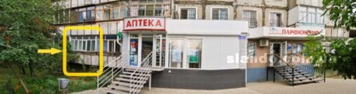 Удобна под коммерческую деятельность : парикмахерскую, офис, магазинМесто проход 614956