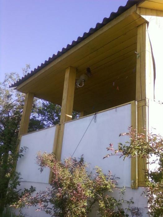 финский сборной на фундаменте. деревою свет в доме и на улице. вода водворе. газ 622249
