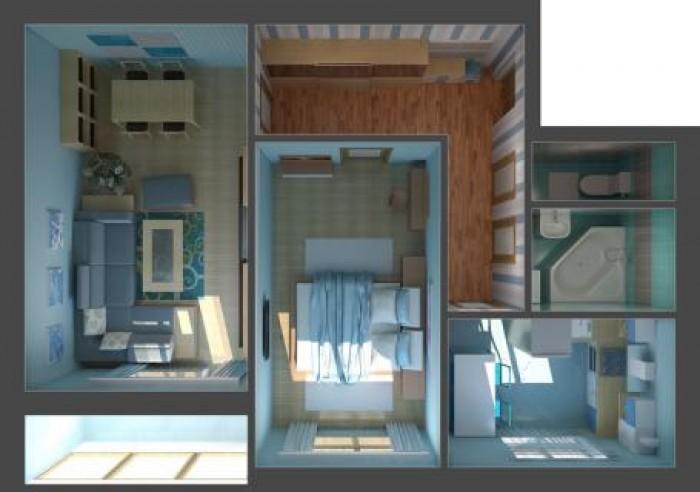 Застройщик предлагает Вам теплые, уютные, квартиры в построенных домах, Ирпень - 615156