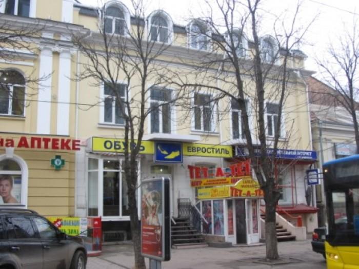 Ком. недвижимость, общая площадь 89 м2, назначение - Офис, Центральный р-н, Нико 642076