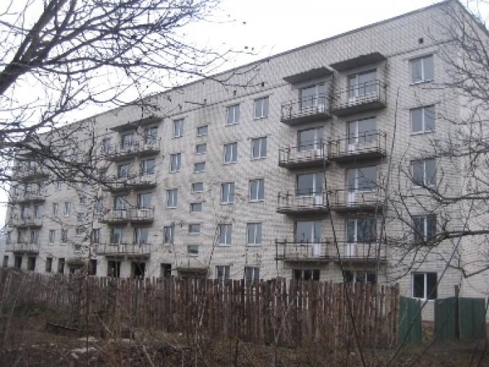 пгт. Лысянка, Черкасская область. 5-ти этажное кирпичное многоквартирное жилое з 622264