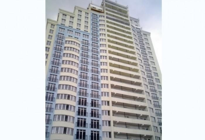25-этажный монолитно-каркасный дом из керамического кирпича с внешним утеплением 615299