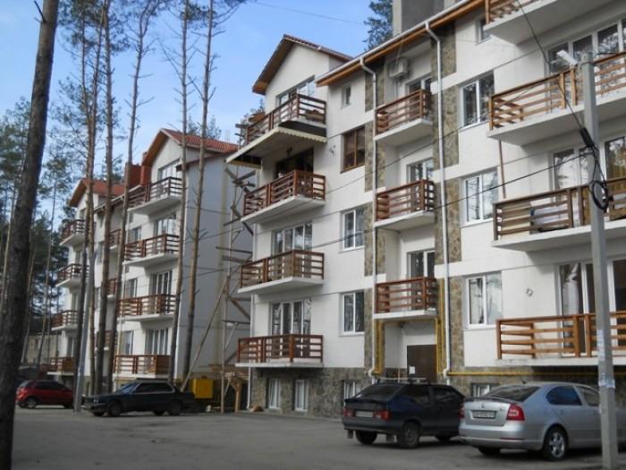 Ирпень, новый дом на новой трассе на Киев!!! Продаются 2-хкомнатные  укомплектов 615369