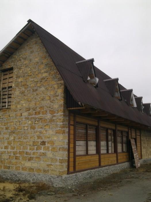 Придорожное кафе – минигостинница.Двухэтажное капитальное строение 16х8 м. Здани 642171