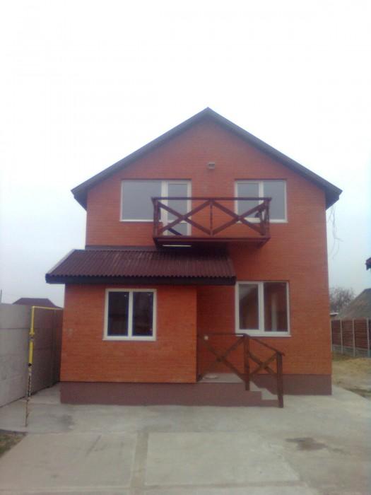 Двухэтажный новый дом3 км от ПолтавыПолтавский район, с.Мыльцы, ул. Шевченко, 42 622365