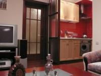 Сдается 3-х комнатная квартира на Дерибасовской 19.Кухня студия 25 м.кв, две спа 614313