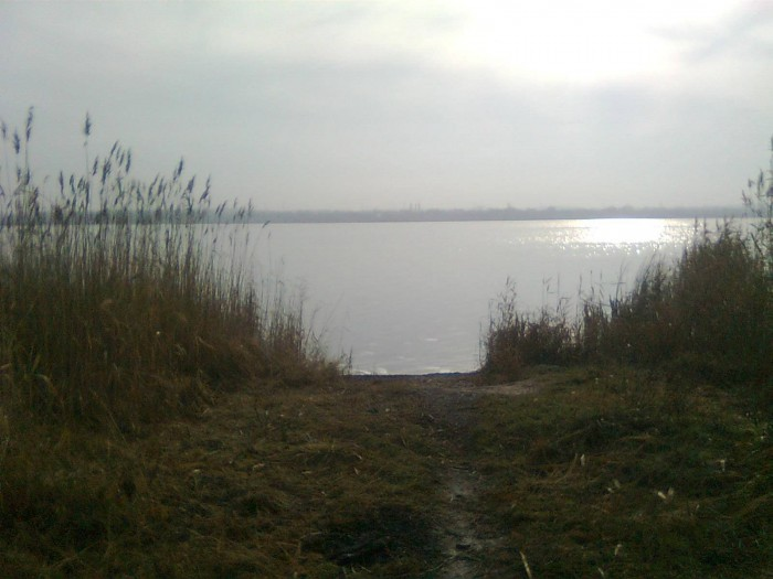 Продается дача на берегу Кураховского водохранилища,территория охраняемая.Торг у 622388