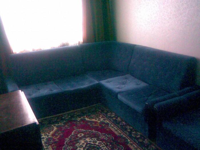 камин, колонка балкон большой, кухон мебель, подвал, (отдельно кирпичный гараж) 615494