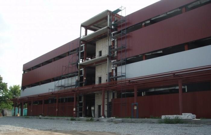 Продажа. Новострой. 3-х этажное админ здание 1440 м2 (без учета подвала и тех эт 642252