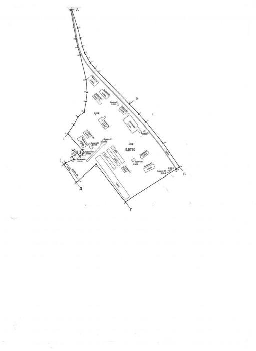 Продаются здания и сооружения (1958-1985 г.г. построения), которые находятся на  642254