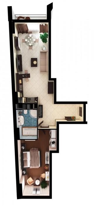 Комплекс европейского уровня Park Avenue – это не просто квартиры, а полноценная 615698