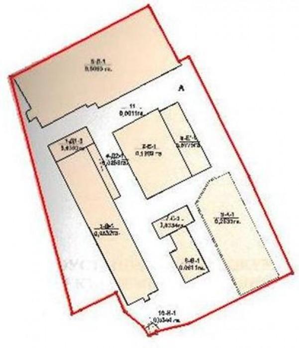 Складской комплекс расположен в Куйбышевском районе г.Донецк, ул. Умова, 1 И. На 642330