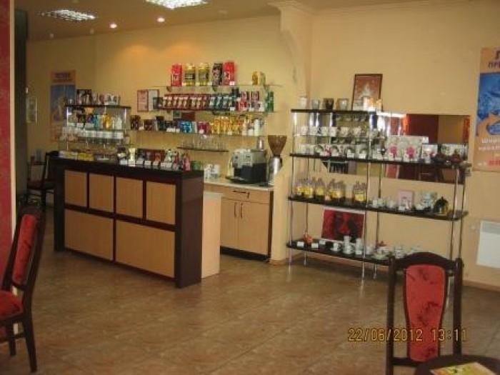 Действующий бизнес ---магазин-салон по продаже кофе и чая , а также кофейно-чайн 642339