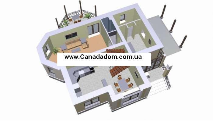 Предлагаем рассмотреть строительство капитального дома по данному проекту!!!Прое 622485