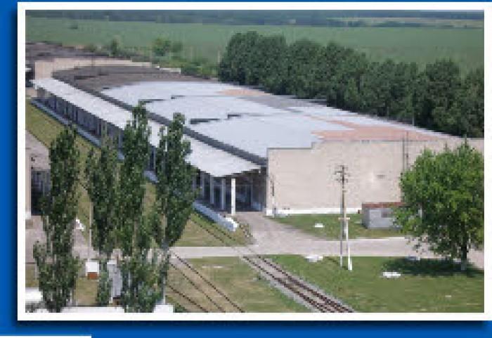 ГО комбинат НОВЫЙ сдает в аренду: СКЛАДЫ - 40000 кв.м (площадь секции от 300 до  642372