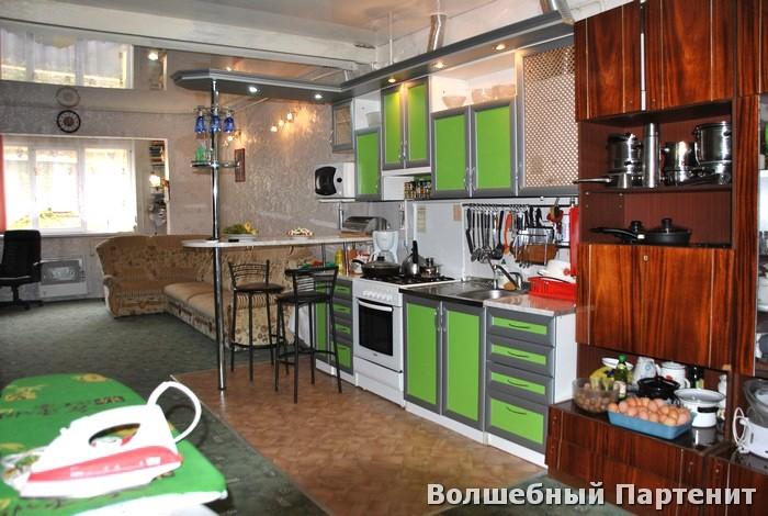 Продам - отличный дом, в красивейшем поселке на ЮБК - пгт Партенит, идеальное со 622561