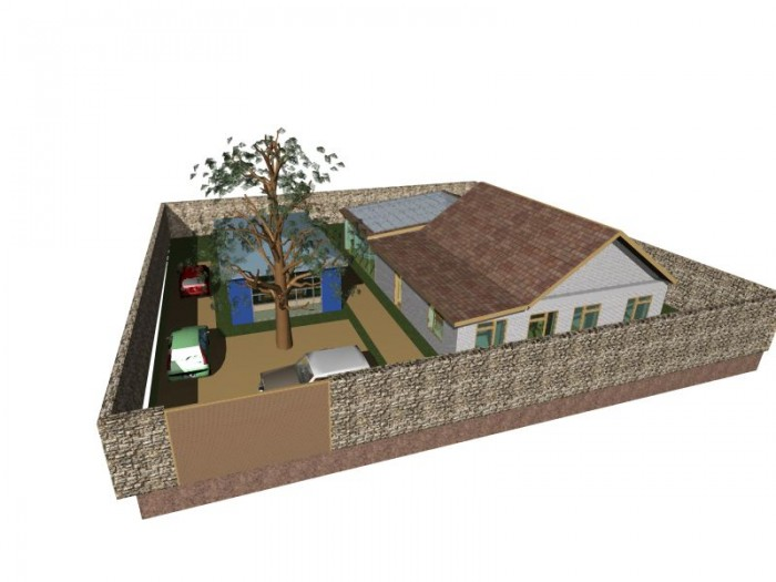 Срочно продам недостроенный (осталась отделка) дом в Николаевке, 800 м до моря.З 622609