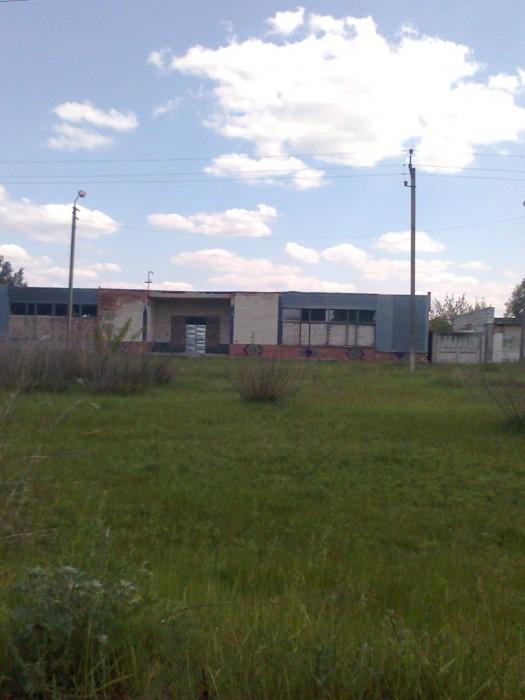 Продам производственную базу в Полтаве (АТП).База находится в промышленной зоне. 642424