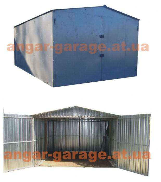 Металлические сборно-разборные гаражи, для легкового авто или автобуса, различны 642465