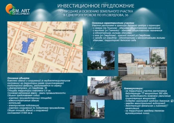 Предлагается  к продаже земельный участок 0.9га, с инвестиционным предложением с 631334