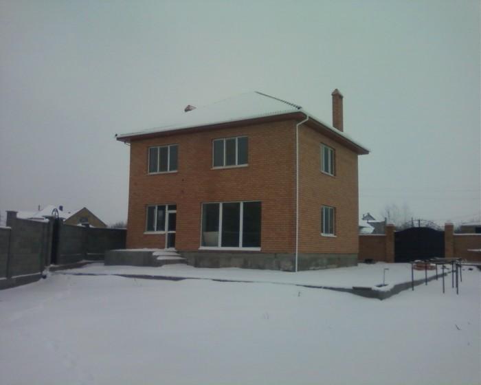 Продаю 2-х этажный теплый дом под ключ  со всеми удобствами,  2011 г.п., Гараж 2 622776