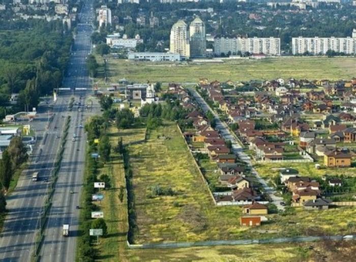 земельный участок от 20 соток под строительство коммерческой недвижимости 631373