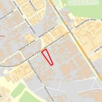 Продаётся в Центре фасадный земельный участок у дороги, до автовокзала 500 метро 631257