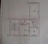 2х комнатная квартира в Раково, 3 эт. 5-этажного дома, чешский проэкт. Комнаты р 616001
