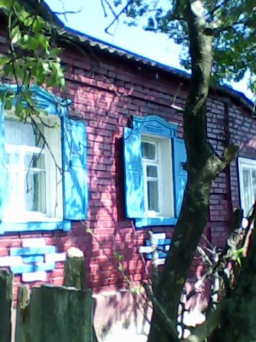 Дом со всеми удобствами75m2- 3 ком.кухня10,6м,дерево/кирпич,АГВ-газ,МПО, все над 622870