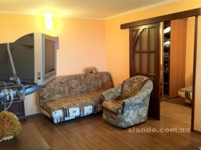 Продам 2ккв в Ялте, ул. Грибоедова. 5/5 этаж, грузинка. Евро ремонт. Панорамный  616714