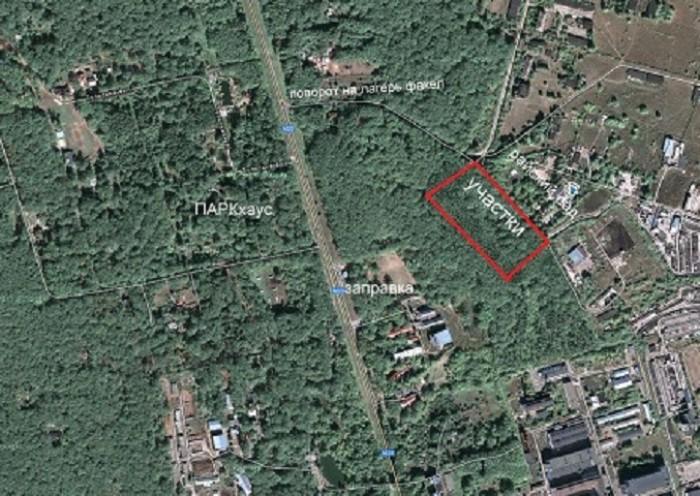 Продам земельные участки, Лесопарк, по 22 сотки, хорошее тихое место, зеленый ма 631450
