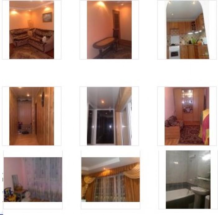 Сдаю свою 2-х комнатную квартиру посуточно со свежим евро-ремонтом. -- Квартира  616764