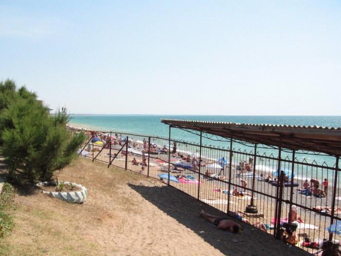 Продается действующая база отдыха Металлист в самом центре Николаевки ( Крым), п 642724