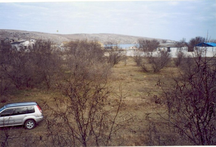 Крым, Азовское побережье, мыс Казантип (50 км до Феодосии). Продается участок 49 631469