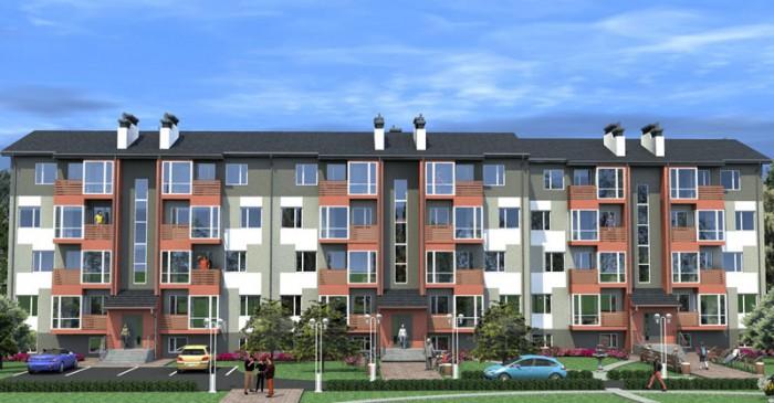 Застройщик предлагает 1-но и 2-х комнатные квартиры, Киево-Святошинскийр-н., с.К 616928