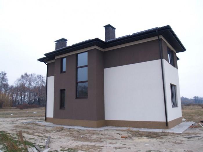 с.Петровское, новые современные дома 155 кв.м. участок 12 соток, 12 км. от м. Бо 622999