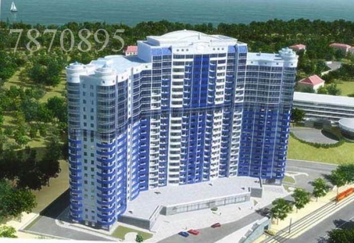 Однокомнатная квартира на 21-м этаже, общей площадью 57кв.м., ремонт выполнен в  617031