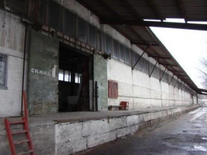 Склады под производство 2000 кв.м (ширина 14 м, высота 7 м) с ж.д. и авторампой, 642801