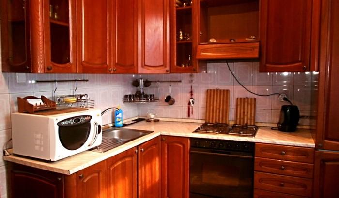 Квартира с ремонтом, ТВ, WiFi, электрочайник, стиральная машинка автомат, микров 617268