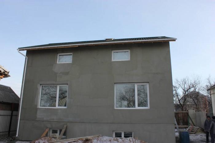 Предлагаю новый дом, 2013 г.п.  пос. Касиора, (верх) 160 кв.м. под отделку, уч-о 623169