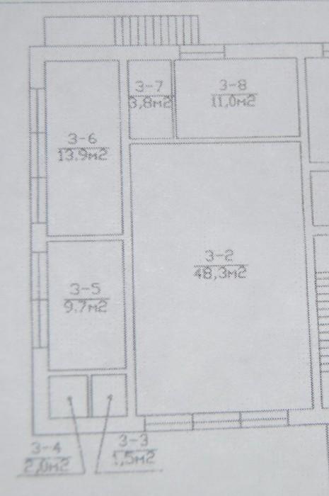 Сдам. Офис, пр. К.Маркса (р-н Родины), 109 кв.м. (зал, 3 кабинета, 3 подсобных п 642945