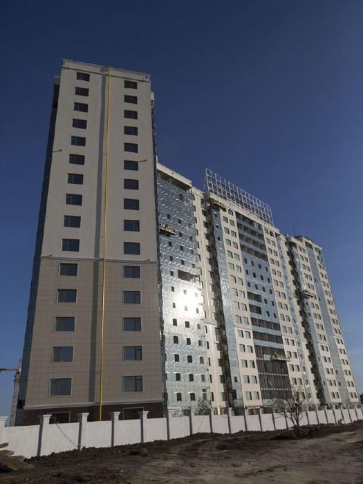 Квартиры в Жемчужина -4!Прекрасное расположение дома.С юга примыкает к Зелёному  617573