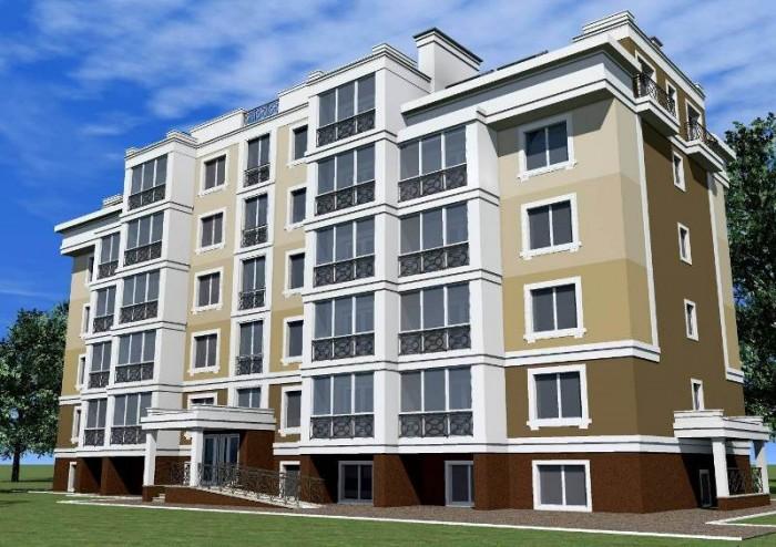 1-но комнатная квартира 35 кв.м с полной комплексной отделкой (чистовая отделка  617630