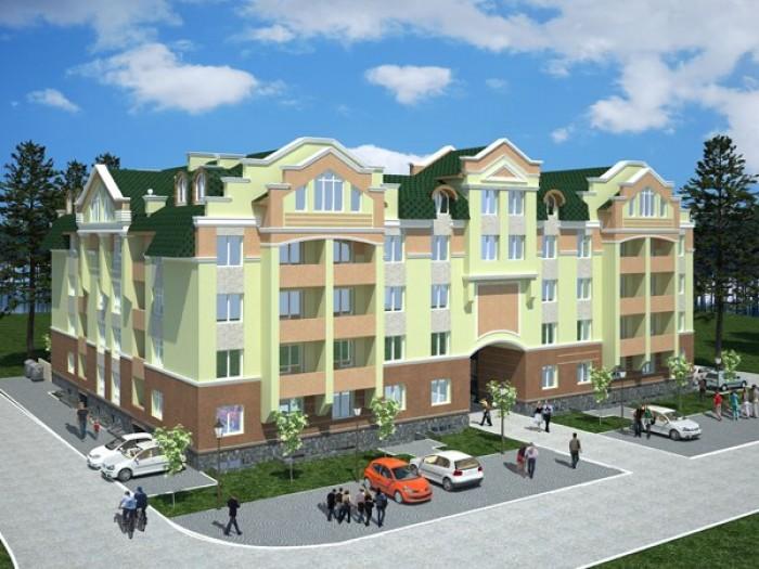 Продается 1 - но комнатная квартира 46 кв.м. в новом жилом комплексе клубного ти 617643
