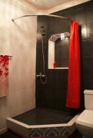 Шикарный, очень красивый однокомнатный дом-студия в Донецке с евроремонтом, свет 623164