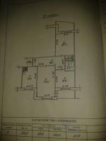 Панельний будинок, жилий стан з частковим ремонтом, перепланування, ліфт, зручна 617508
